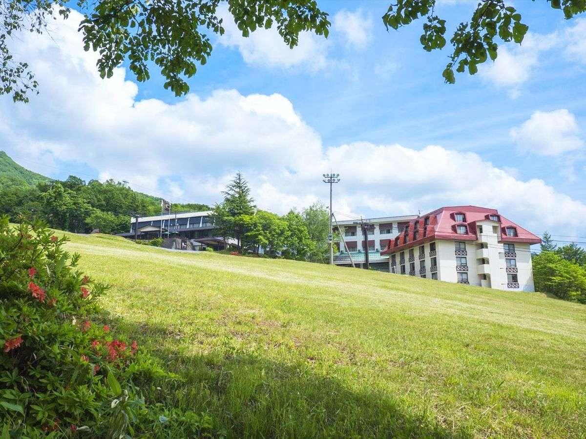タカミヤヴィレッジ ホテル樹林